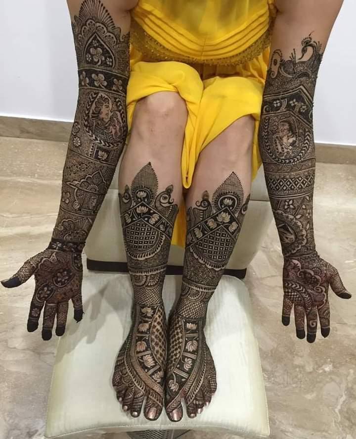 Mehndi Designer In Zirakpur,
