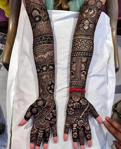 Mehndi Artist In Panchkula,