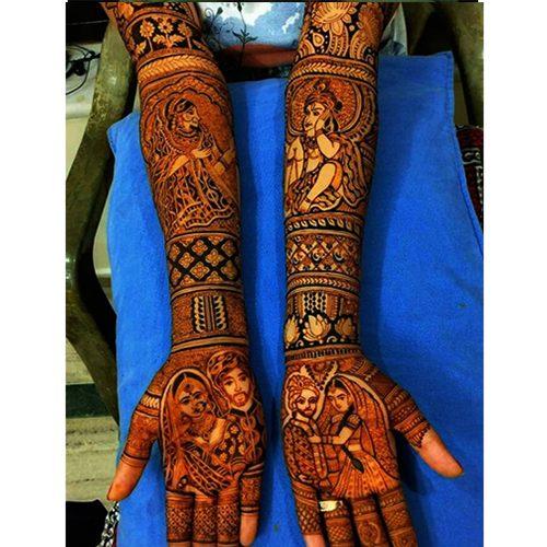 Bridal Mehndi Artist In Mohali,
