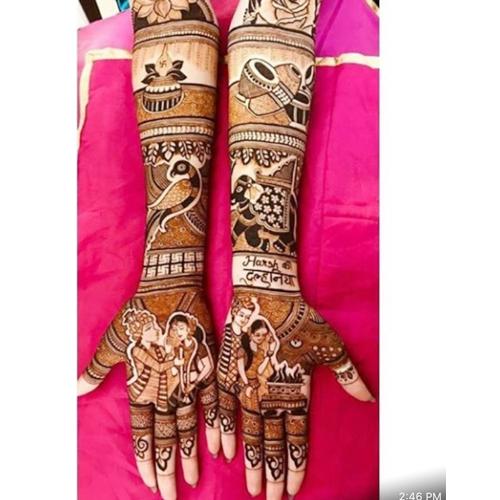 Mehndi Artist In Chandigarh,