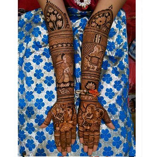 Mehndi Designer In Mohali,