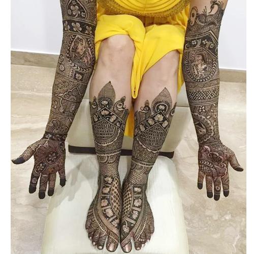 Mehndi Artist In Chandigarh